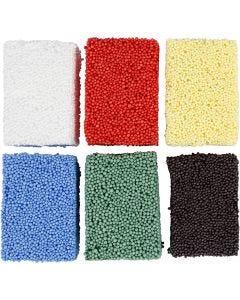 Soft Foam, 6x10 gr/ 1 paquete