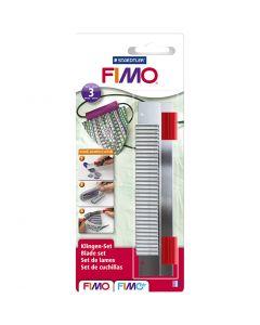 Set de cuchillas mezcladas FIMO, 3 ud/ 1 paquete