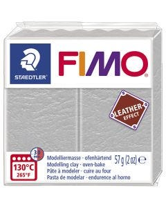 FIMO® Leather Effect, dove grey (809), 57 gr/ 1 paquete