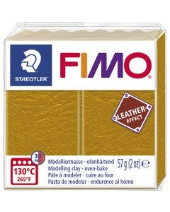 FIMO® Leather Effect, ochre (179), 57 gr/ 1 paquete