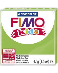 Pasta de modelar FIMO® Kids , verde claro, 42 gr/ 1 paquete