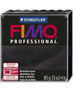FIMO® Professional , negro, 85 gr/ 1 paquete