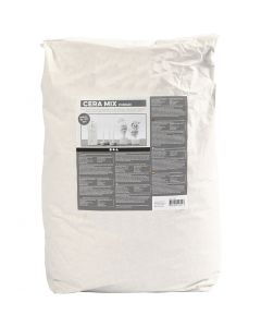 Mezcla para escayola Cera-Mix, gris claro, 25 kg/ 1 paquete
