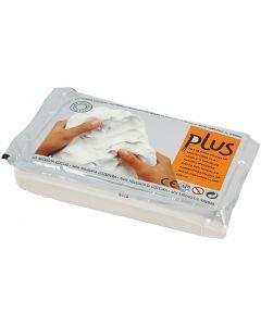 Arcilla de autoendurecimiento, blanco, 12x1000 gr/ 1 paquete