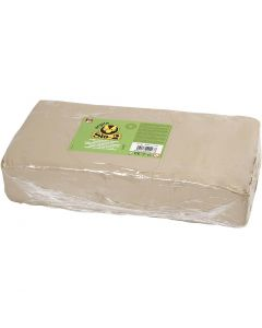 Pasta de modelar blanca, 12,5 kg/ 1 paquete
