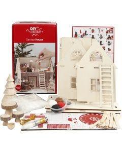 Kit para casa de Papá Noel, 1 set