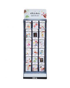 Mini Kit Creativo, A: 1500 mm, A: 580 mm, blanco, 108 set/ 1 paquete