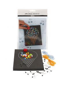 Mini Kit Creativo, Cono, 1 set