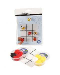 Mini Kit Creativo, Tic Tac Toe, 1 set