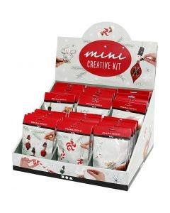Expositor de mesa con creative mini kits, A: 539 mm, A: 460 mm, 42 uds de vta/ 1 paquete