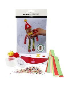 Minikit creativo, Rollo de papel higiénico, 1 set