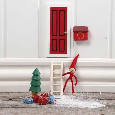 Puerta de elfo -un cuento de diciembre