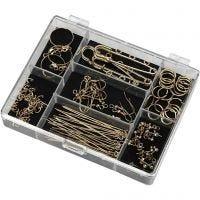 Jewellery Finding Starter Kit, 1 set
