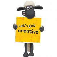 Señal La oveja Shaun, 1 ud