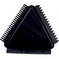 Texturizador de goma, medidas 9 cm, 1 ud