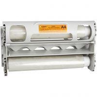 Cartucho para máquina laminadora, standard, A: 21 cm, 10 m/ 1 rollo