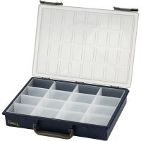 Caja de almacenaje, A: 5,7 cm, medidas 33,8x26,1 cm, 1 ud