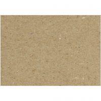 Cartón reciclado, A5, 148x210 mm, 225 gr, 125 hoja/ 1 paquete