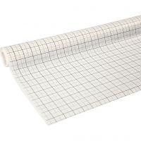 Papel para patronaje, A: 80 cm, 15 m/ 1 rollo