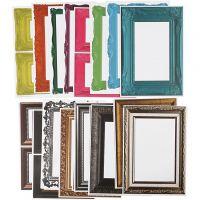 Marcos, medidas 26,2x18,5 cm, surtido de colores, 64 hojas stdas/ 1 paquete