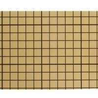 Plástico adhesivo de doble cara, 10x14 cm, 10 hoja/ 1 paquete