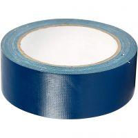 Cinta Adhesiva, A: 38 mm, azul, 25 m/ 1 rollo