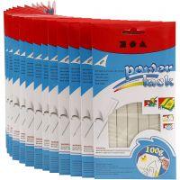 Power Tack masilla adhesiva reutilizable, 24x100 gr/ 1 caja