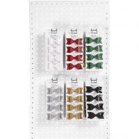 Lazo de papel, medidas 31x85 mm, 6x10 paquete/ 1 paquete