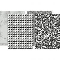 Decoupage Paper, 8 hojas stdas/ 1 paquete