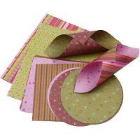 Papel de Origami, 80 gr, 900 hojas stdas/ 1 paquete