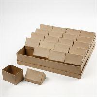 Casa, A: 10,5 cm, medidas 6x8,5 cm, 20 ud/ 1 paquete