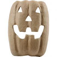 Mascara de halloween, A: 21,5 cm, A: 17 cm, 1 ud