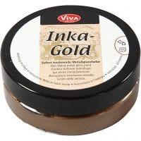 Inka Gold, brown gold, 50 ml/ 1 bote