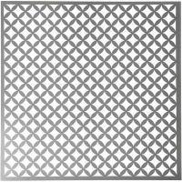 Plantilla, cuadrados redondeados, medidas 30,5x30,5 cm, grosor 0,31 mm, 1 hoja