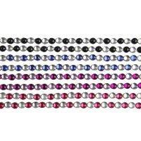 Joyas adhesivas , L. 15 cm, A: 4 mm, negro, azul, morado, rojo, 8 hoja/ 1 paquete