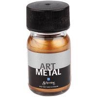 Pintura Art Metal, oro antiguo, 30 ml/ 1 botella