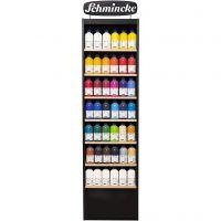 Color acrílico Schmincke AKADEMIE®, surtido de colores, 118x500 ml/ 1 paquete