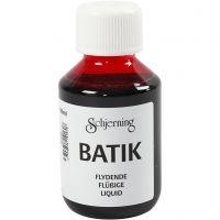 Tinte batik, rosa, 100 ml/ 1 botella