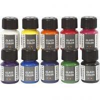 Ceramic - Surtido, surtido de colores, 10x35 ml/ 1 paquete