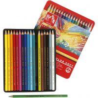 Supracolor II, L. 17 cm, surtido de colores, 18 ud/ 1 paquete