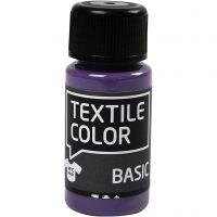 Textile Colour, lavanda, 50 ml/ 1 botella