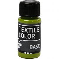 Textile Colour, kiwi, 50 ml/ 1 botella