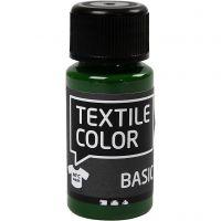 Textile Colour, verde-oliva, 50 ml/ 1 botella