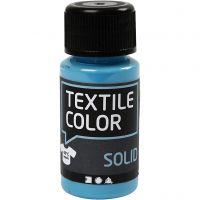 Textile Solid , opaco, turquesa azulado, 50 ml/ 1 botella