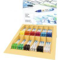 Rotulador SOLO GOYA Aqua Paint, surtido de colores, 12x6 ud/ 1 paquete