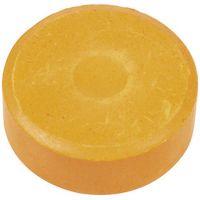 Acuarelas, A: 19 mm, dia: 57 mm, naranja, 6 ud/ 1 paquete