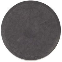 Acuarelas, A: 19 mm, dia: 57 mm, negro, 6 ud/ 1 paquete