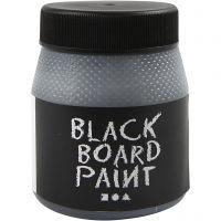 Pintura de pizarra, gris, 250 ml/ 1 paquete