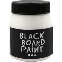 Pintura de pizarra, blanco, 250 ml/ 1 paquete