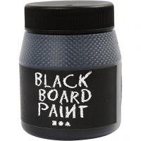 Pintura de pizarra, negro, 250 ml/ 1 paquete